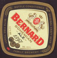 Beer coaster bernard-48-small