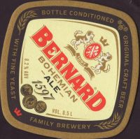 Beer coaster bernard-50-small
