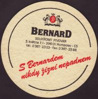 Beer coaster bernard-68-zadek-small