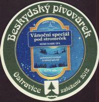 Pivní tácek beskydsky-pivovarek-100-zadek-small