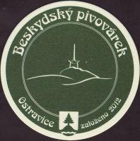 Pivní tácek beskydsky-pivovarek-104-small