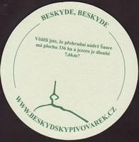 Beer coaster beskydsky-pivovarek-12-zadek-small