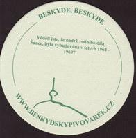 Pivní tácek beskydsky-pivovarek-13-zadek-small