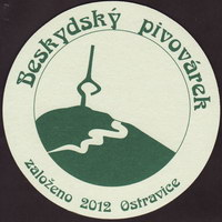 Beer coaster beskydsky-pivovarek-18-small