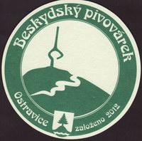 Beer coaster beskydsky-pivovarek-26-small