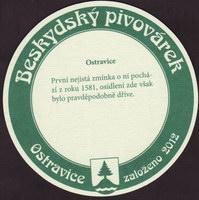 Pivní tácek beskydsky-pivovarek-29-zadek-small
