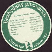 Pivní tácek beskydsky-pivovarek-31-zadek-small