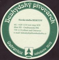Pivní tácek beskydsky-pivovarek-32-zadek-small