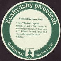 Pivní tácek beskydsky-pivovarek-34-zadek-small
