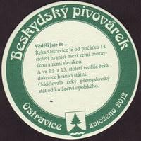 Pivní tácek beskydsky-pivovarek-35-zadek-small