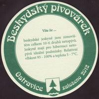 Pivní tácek beskydsky-pivovarek-38-zadek-small