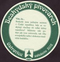Pivní tácek beskydsky-pivovarek-40-zadek-small
