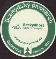 Pivní tácek beskydsky-pivovarek-42-zadek-small