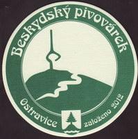 Beer coaster beskydsky-pivovarek-43-small