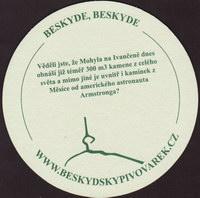 Pivní tácek beskydsky-pivovarek-5-zadek-small