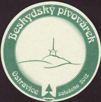 Pivní tácek beskydsky-pivovarek-55-small