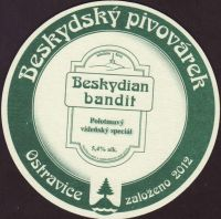 Pivní tácek beskydsky-pivovarek-59-zadek-small