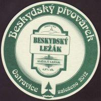 Pivní tácek beskydsky-pivovarek-64-zadek-small