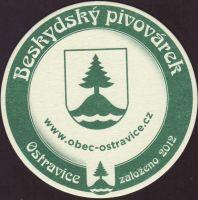 Pivní tácek beskydsky-pivovarek-67-zadek-small