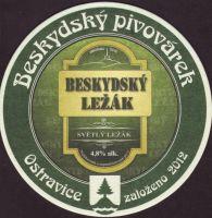 Pivní tácek beskydsky-pivovarek-78-zadek-small