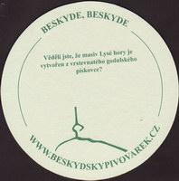 Beer coaster beskydsky-pivovarek-8-zadek-small