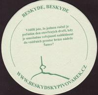 Beer coaster beskydsky-pivovarek-9-zadek-small