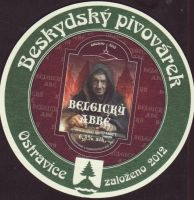 Pivní tácek beskydsky-pivovarek-90-zadek-small