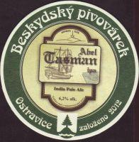 Pivní tácek beskydsky-pivovarek-94-zadek-small