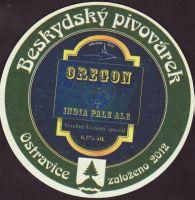 Pivní tácek beskydsky-pivovarek-97-zadek-small