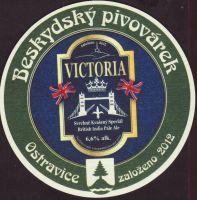 Pivní tácek beskydsky-pivovarek-98-zadek-small