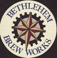 Beer coaster bethlehem-brew-works-1-small