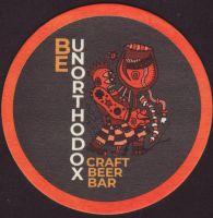 Pivní tácek beunorthodox-1-oboje-small