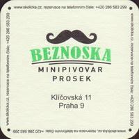 Pivní tácek beznoska-1-small