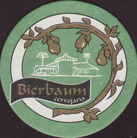 Beer coaster bier-baum-1