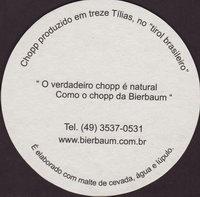 Beer coaster bier-baum-1-zadek