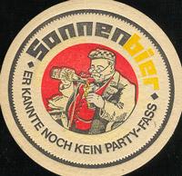 Beer coaster bierbrauerei-zur-sonne-1