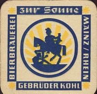 Beer coaster bierbrauerei-zur-sonne-2-small