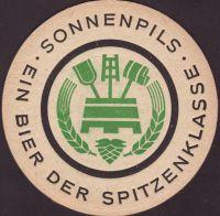Beer coaster bierbrauerei-zur-sonne-4-zadek-small