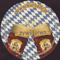 Beer coaster bierhalle-13-zadek-small
