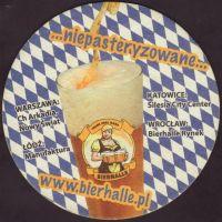 Beer coaster bierhalle-15-zadek-small