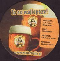 Beer coaster bierhalle-16-zadek-small