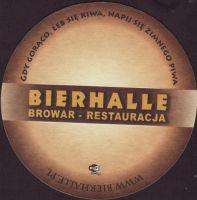 Beer coaster bierhalle-17-zadek-small