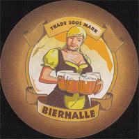 Pivní tácek bierhalle-2
