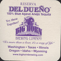 Beer coaster big-horn-1-zadek