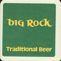 Beer coaster big-rock-18