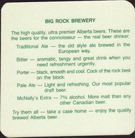 Beer coaster big-rock-18-zadek