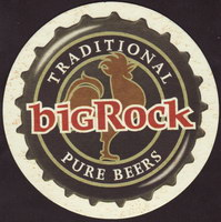 Beer coaster big-rock-20