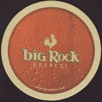 Beer coaster big-rock-22