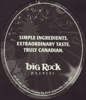 Beer coaster big-rock-24