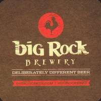Beer coaster big-rock-26